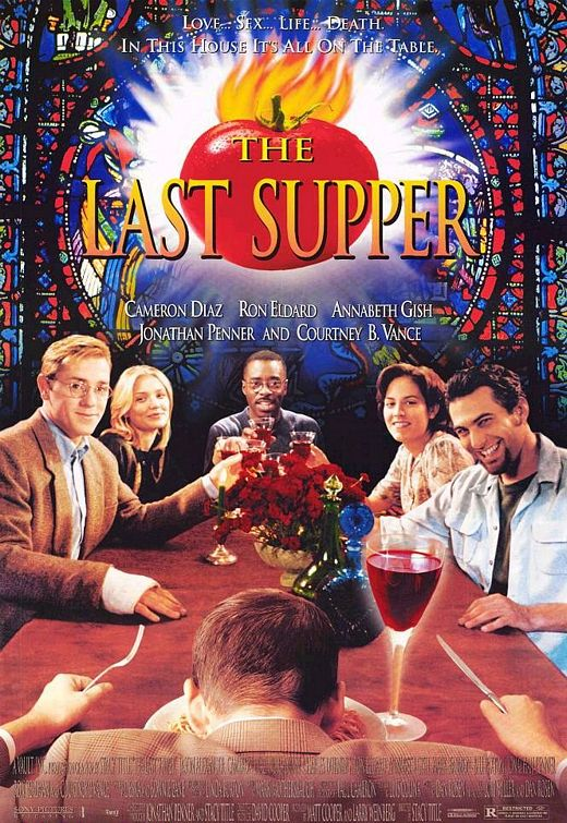 POSTER last_supper