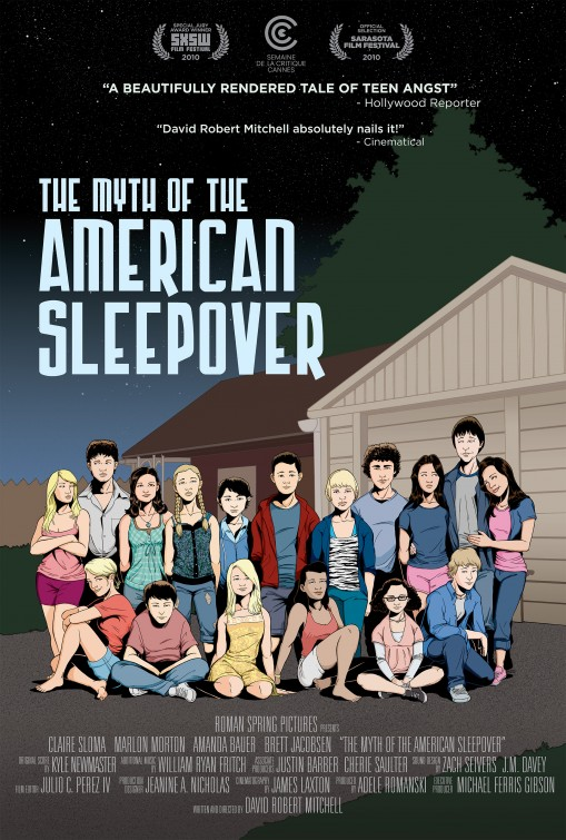 POSTER myth_of_the_american_sleepover