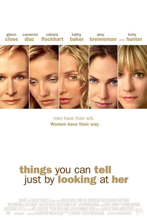 POSTER things_you_can_tell_just_by_looking_at_her