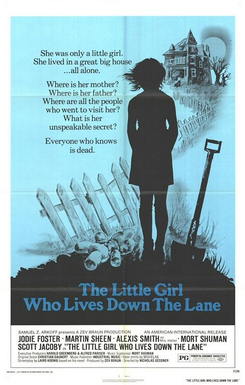 poster - little_girl_who_lives_down_the_lane